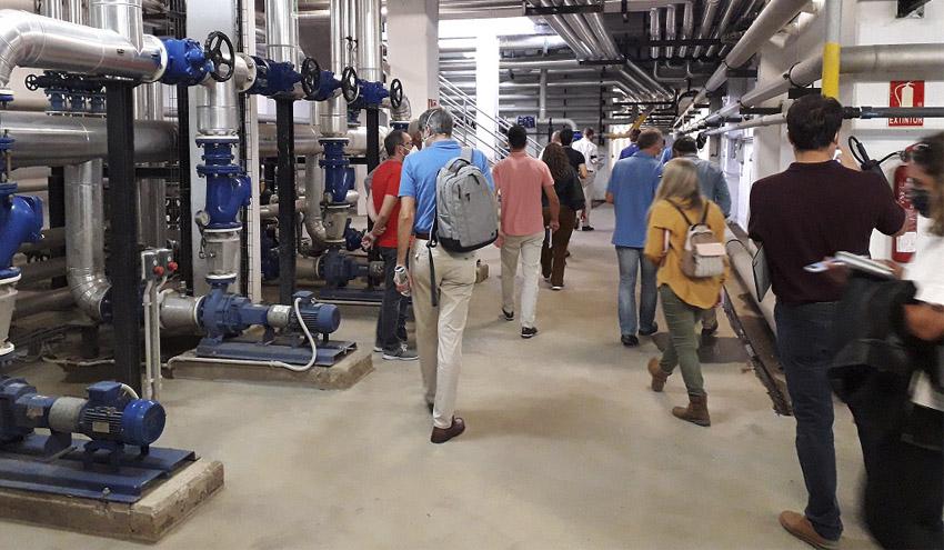 Más de 20 ingenierías conocen el pliego de contratación de la Planta de hidrólisis térmica de la EDAR Ranilla