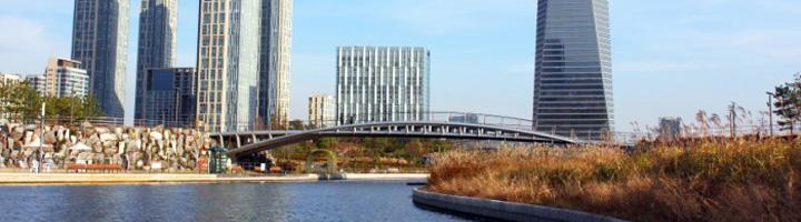 Aqualogy presenta su tecnología en una conferencia para profesionales del sector del agua en Corea del Sur