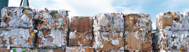 El incremento del consumo online y las Navidades provocan un importante aumento del reciclaje de residuos de papel y cartón