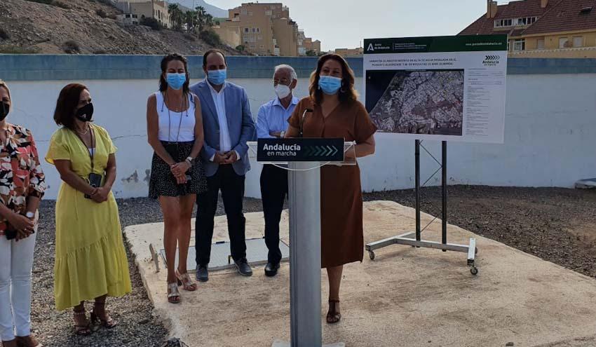 Anunciada la licitación de las obras de abastecimiento en alta de Roquetas antes de final de 2021
