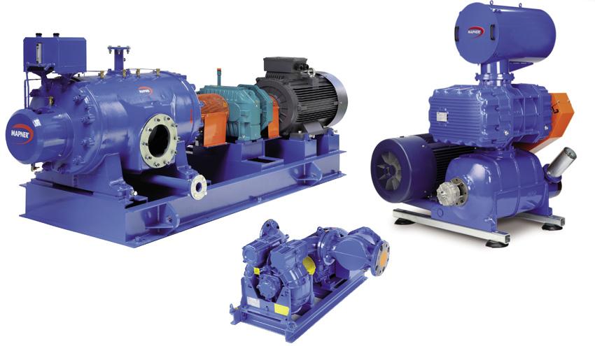 Mapner: soluciones para tratamiento de aguas y procesos industriales alrededor del mundo