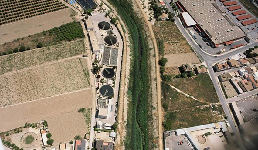 Autorizada una inversión de 9,6 millones de euros para la reforma de la depuradora de Orihuela-Casc
