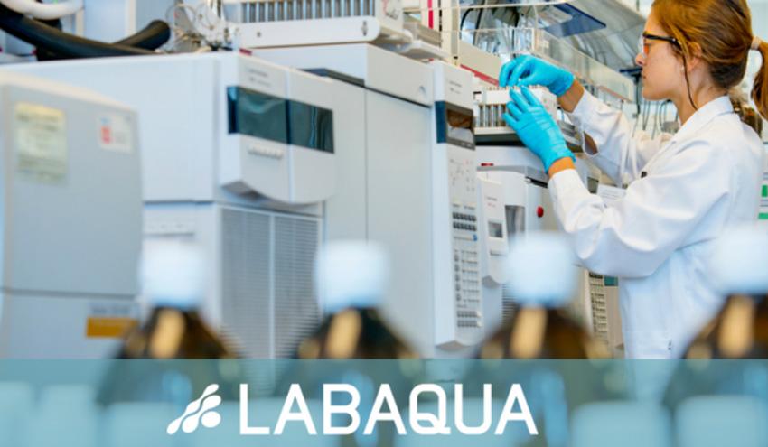LABAQUA analiza más de 300 plaguicidas diferentes