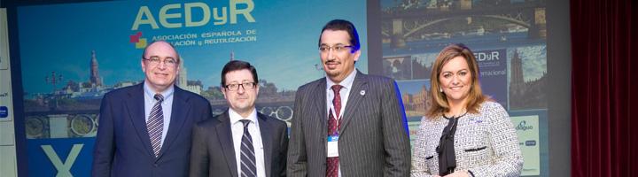 La Junta de Andalucía fomentará la reutilización y la desalación incorporándolas a la política hidráulica de la región