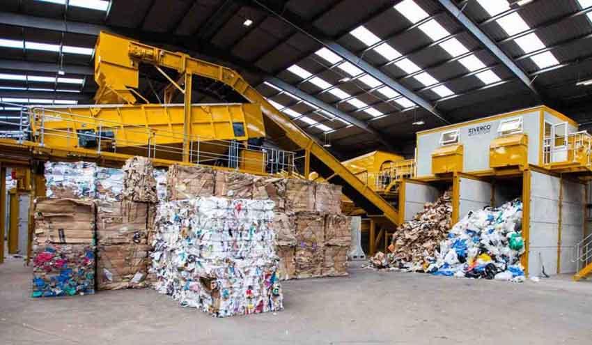 Tipos de residuos industriales: peligrosos y no peligrosos