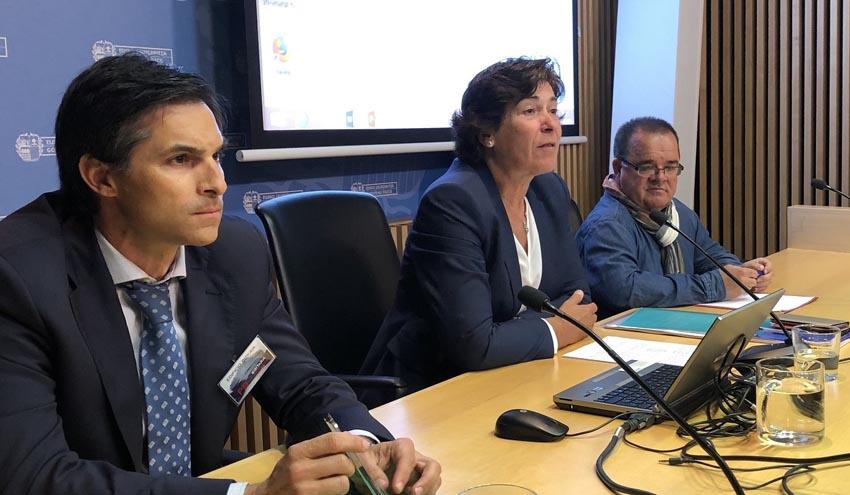 El Gobierno Vasco presenta  al sector el decreto de valorización de escorias de acería