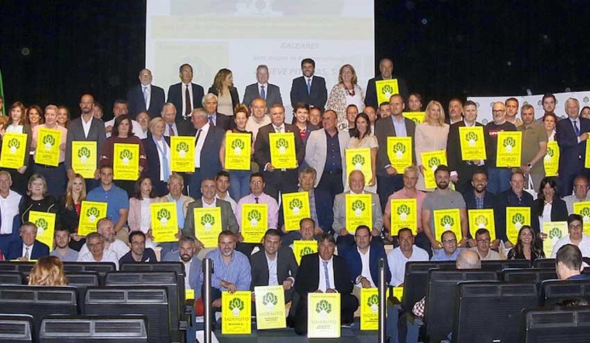 La lucha contra actuaciones ilegales y la economía circular, ejes del mayor encuentro de desguaces del mundo