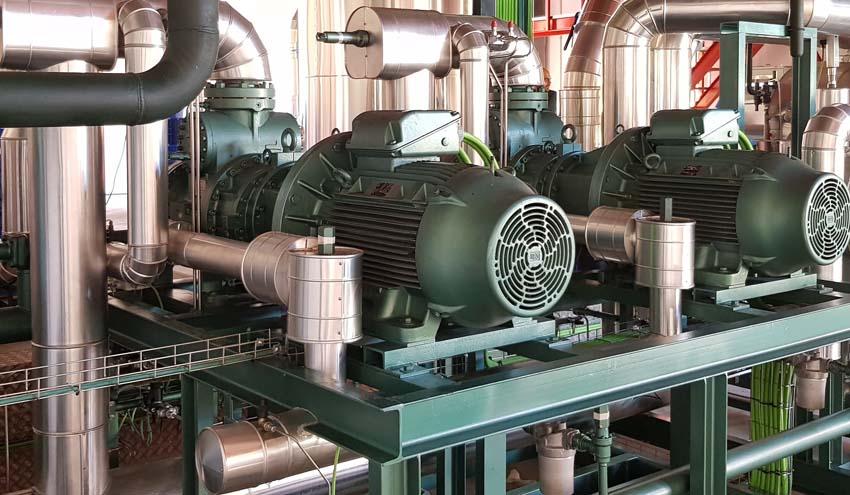 WEG colabora con Mafresa para ahorrar energía en la producción de frío con WMagnet