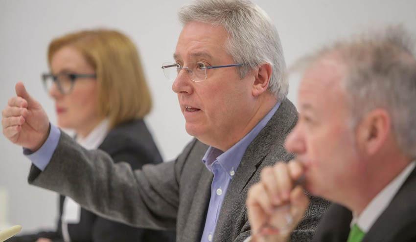 José Ignacio Asensio seguirá presidiendo el Consorcio de Residuos de Gipuzkoa