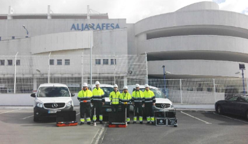 Aquatec gestionará la búsqueda de fugas y eficiencia hidráulica de Aljarafesa