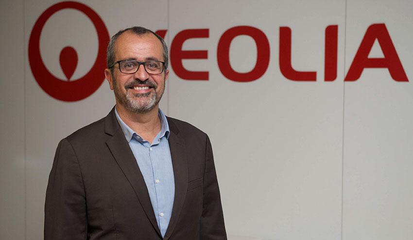 Franck Arlen, nuevo consejero delegado de Veolia en España