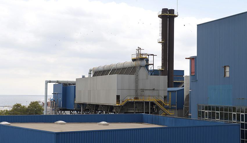 Veolia valorizó cerca de 190.000 toneladas de residuos en materia o energía en 2019