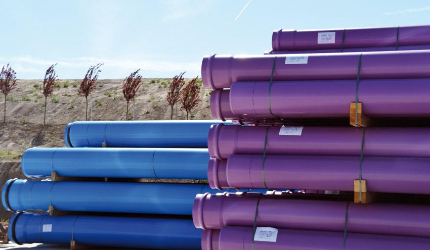 Nuevas tecnologías aplicadas en la planificación de las redes de conducción de agua regenerada