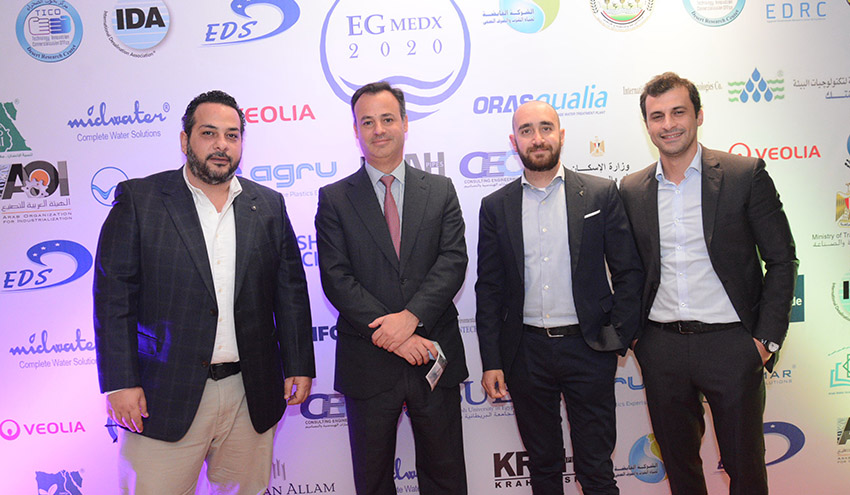 La colaboración público-privada y la eficiencia tecnológica, claves para afrontar la escasez hídrica en Egipto