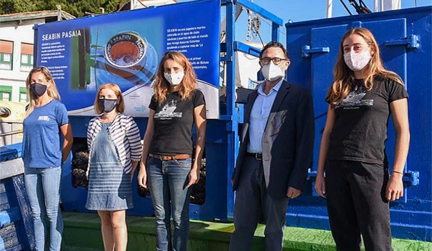 Vanguardia en la concienciación sobre la basura marina
