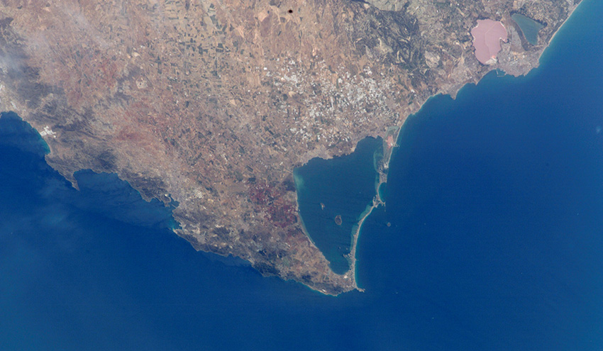 El vertido continuado de fertilizantes agrícolas estaría detrás de la degradación del Mar Menor