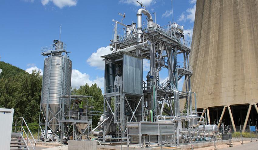 Enagás y Naturgy se alían para desarrollar en León la mayor planta de hidrógeno verde de España