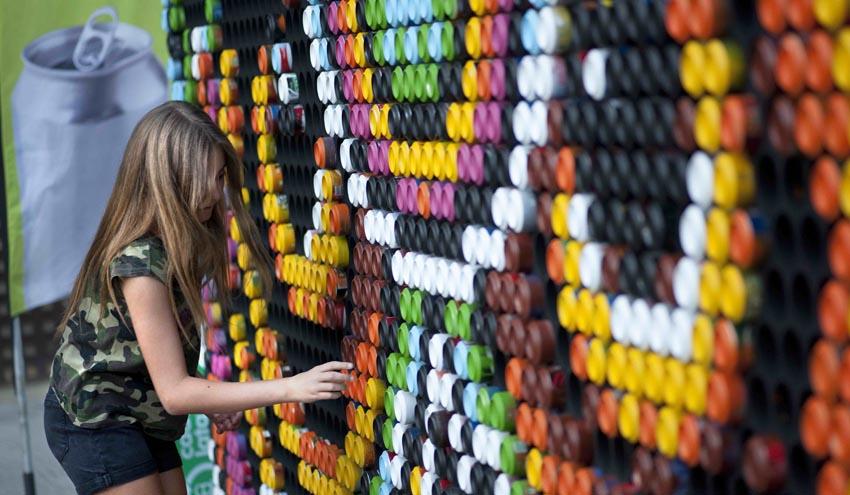 Cada Lata Cuenta celebra el Día Mundial del Reciclaje animando a alcanzar el 100% de reciclaje