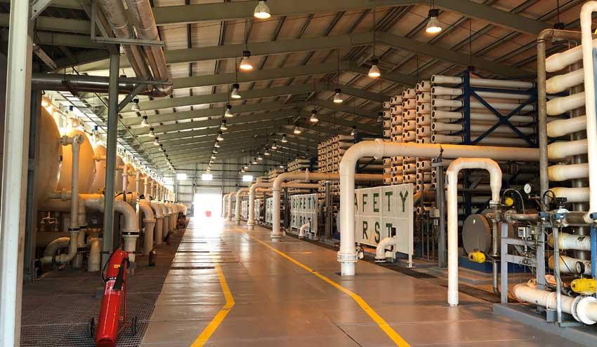 Aqualia se refuerza en Arabia Saudí con la adquisición mayoritaria de una desaladora en Jeddah