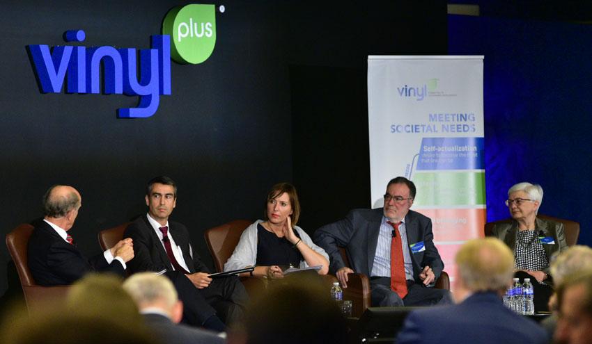 VinylPlus Sustainability Forum 2018: 640.000 toneladas de PVC reciclado en 2017