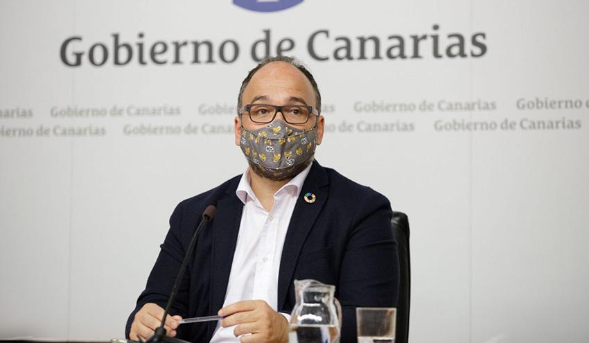 Gobierno de Canarias apoyará a los Cabildos en la adaptación de sus planes de residuos a las directivas europeas