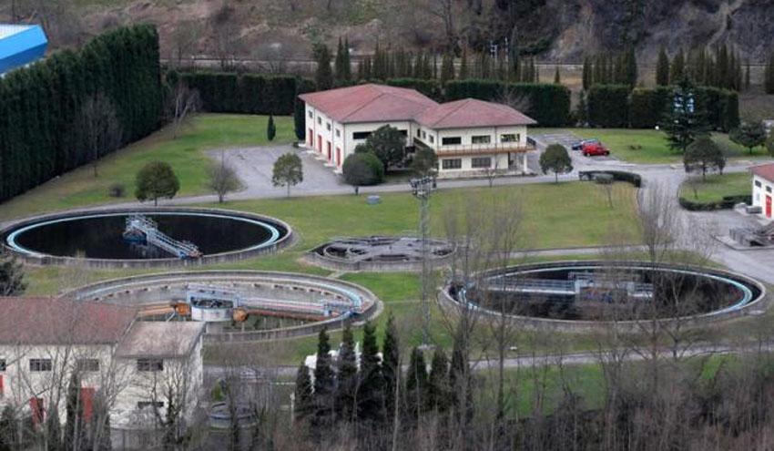 El Consorcio de Aguas de Asturias licita la explotación de las depuradoras de Baiña y Riosa