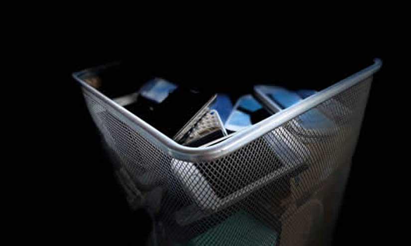 Campaña piloto de reutilización de teléfonos móviles de Cataluña