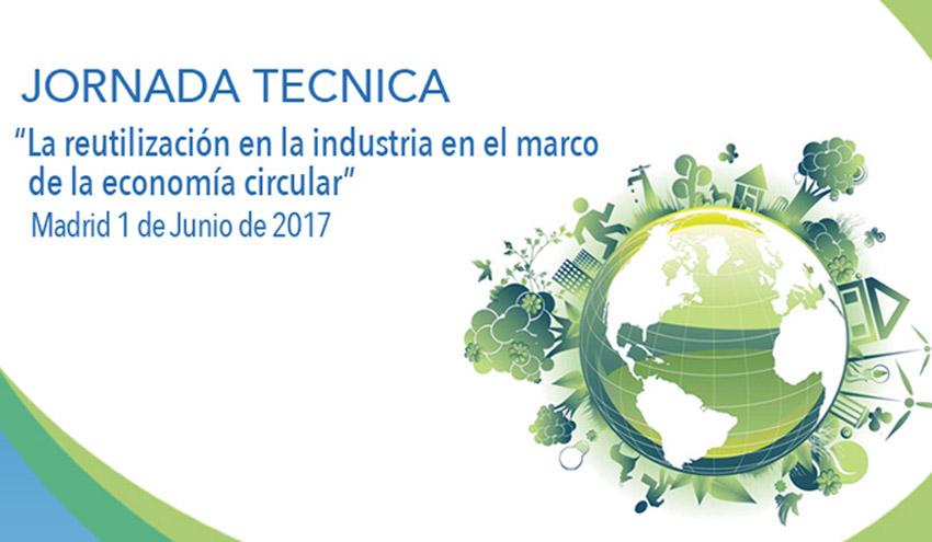 Tecnologías, normativa y casos de éxito centrarán la Jornada AEDyR sobre reutilización de agua en la industria