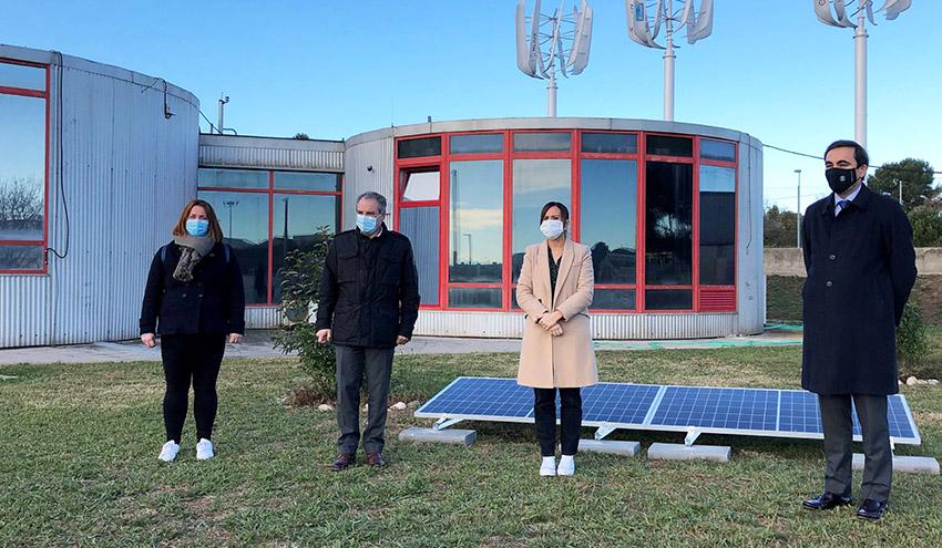 Las depuradoras de Sabadell cubrirán un 21% de su consumo energético con fuentes renovables
