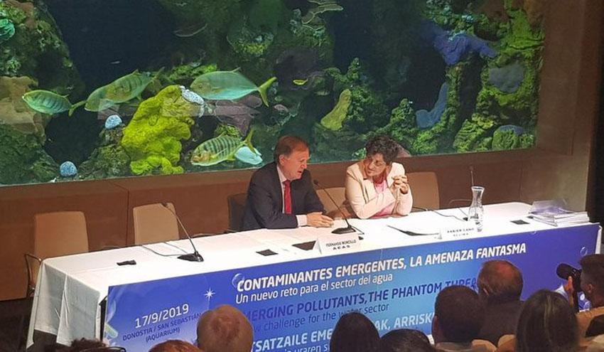 AEAS pone de relieve la preocupación del sector del agua urbana por los contaminantes emergentes