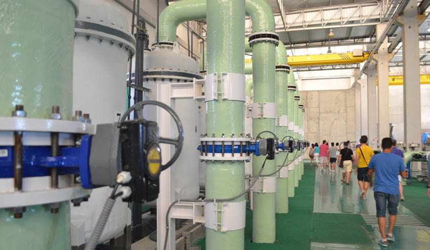 La UPCT participa en un proyecto europeo para recuperar hasta un 98% del agua desalada