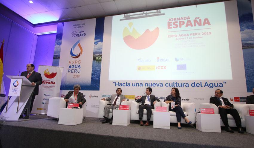El beneficio de la colaboración público-privada en la gestión eficiente del agua, a debate en Expoagua