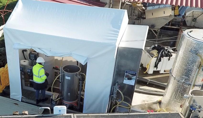 Nuevas tecnologías para un mayor aprovechamiento de las aguas residuales de la industria conservera