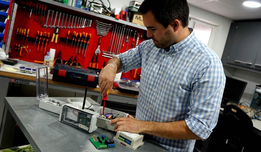 Promedio desarrolla su propia tecnología para control del abastecimiento y saneamiento