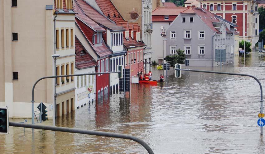 Europa busca soluciones naturales contra las inundaciones con el proyecto internacional MERLIN