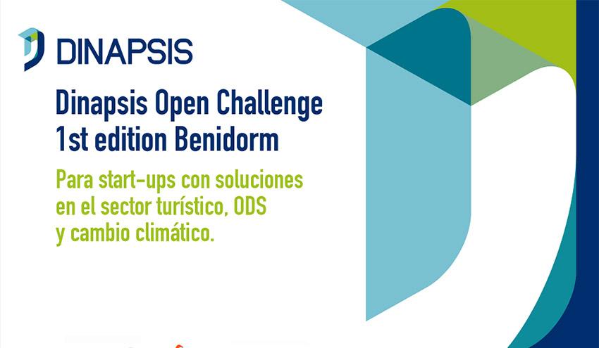 Más de 90 soluciones para un turismo más sostenible se presentan al DINAPSIS Open Innovation Challenge