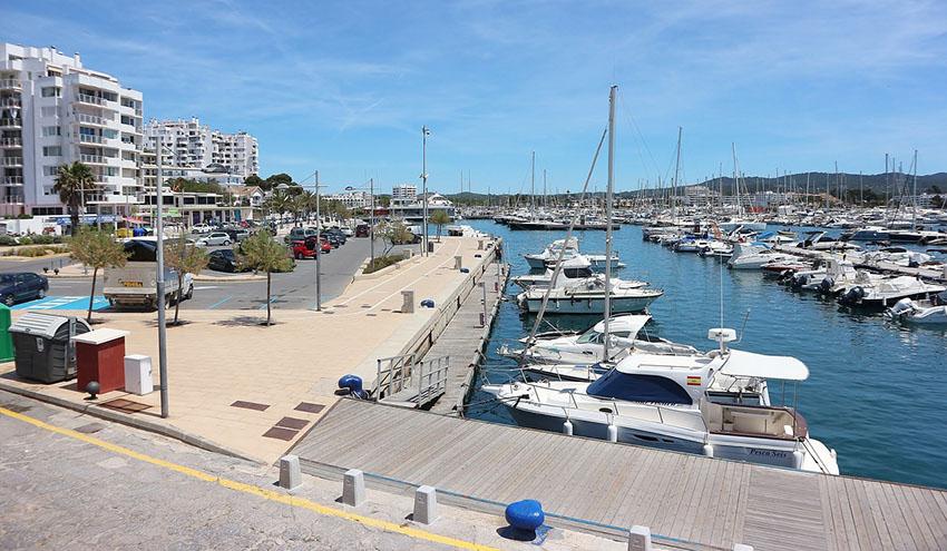 Concluyen las obras de adecuación del sistema de saneamiento de Ibiza