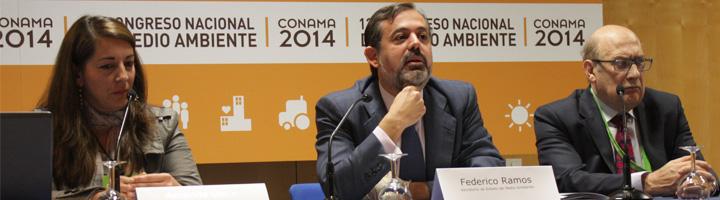 Federico Ramos destaca en CONAMA el trabajo del Gobierno para avanzar hacia una economía baja en carbono
