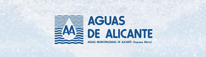 Aguas de Alicante invertirá este año casi 9 millones de euros en obras de mejoras en los municipios que gestiona