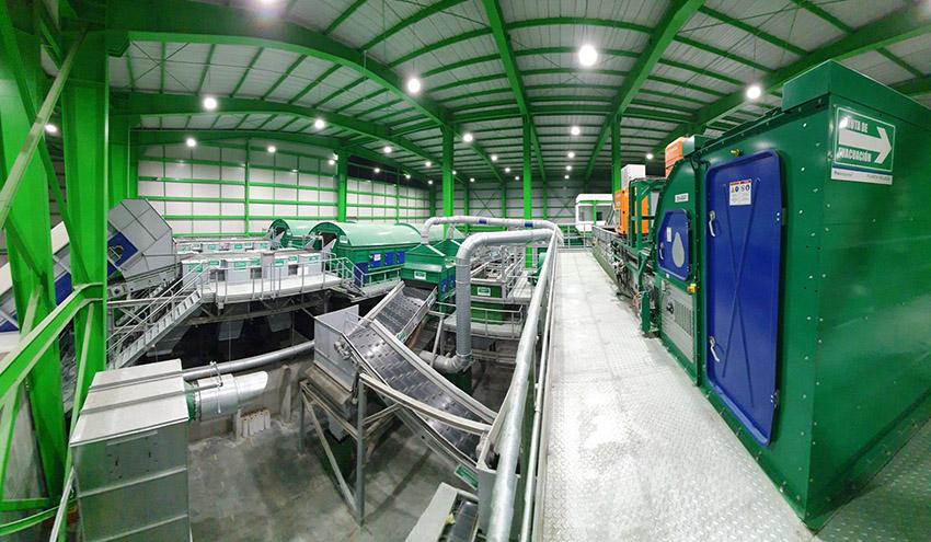Arranca la operación de la planta de transferencia y selección de residuos más grande de Latinoamérica