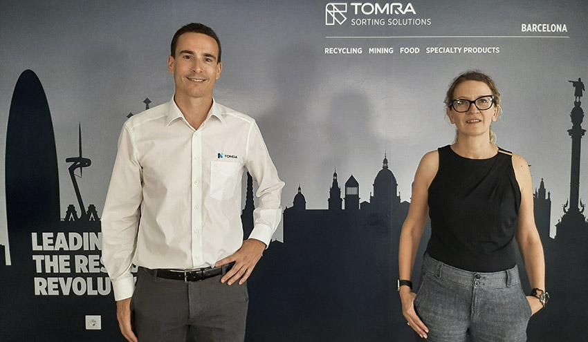 Expertos de la industria conocen las soluciones para reciclaje de RAEE en un webinar de TOMRA Recycling
