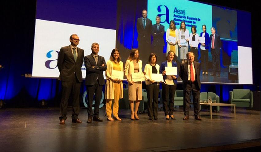 Concluye el XXXV Congreso AEAS con la entrega de los premios de periodismo y de redes sociales