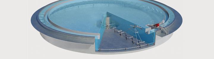 Nordic Water presenta su nuevo Rascador Giratorio de Lodos Z3700
