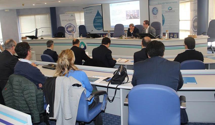 ASA Andalucía crea un nuevo grupo de trabajo de innovación y nuevas tecnologías del agua