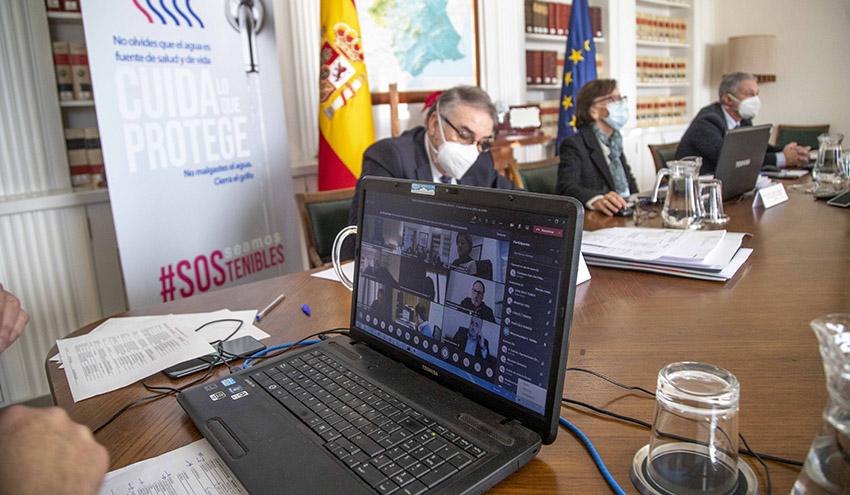 Canales del Taibilla destinará 380 millones de euros en digitalizar y mejorar el rendimiento de sus infraestructuras