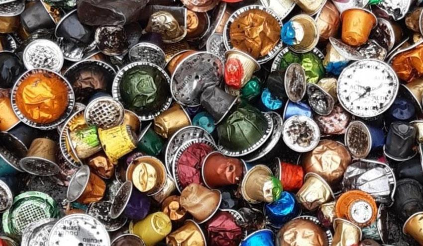 Veolia se encargará del reciclaje de las cápsulas de café recogidas en Francia