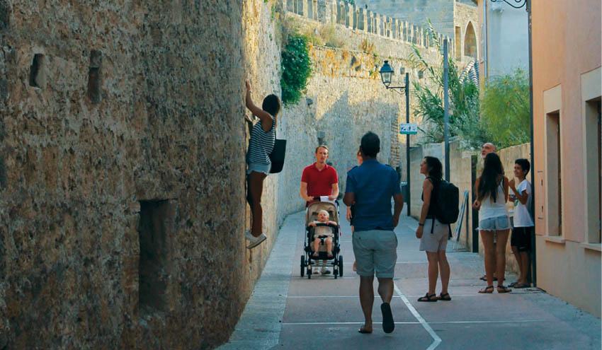 EMAYA apuesta por la recogida selectiva móvil con puerta a puerta para el casco histórico de Palma