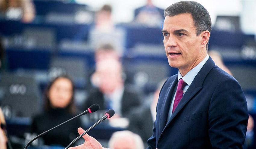 Pedro Sánchez se suma a la Conferencia Change the Change con una ponencia inicial sobre cambio climático