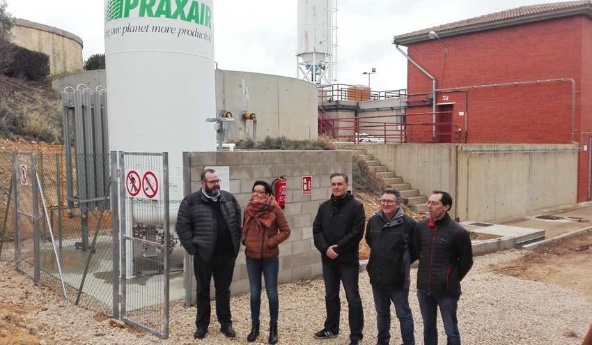 Global Omnium implementa en Andorra una solución tecnológica con CO2 para mejorar la calidad del agua
