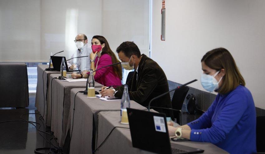 La Conselleria de Transición Ecológica presenta el informe de medidas de restauración del Vinalopó